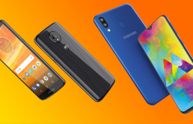 BEST BATTERY LIFE SMARTPHONE 2019