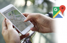 Change Google Maps Voice Navigation Language