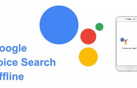google voice search offline