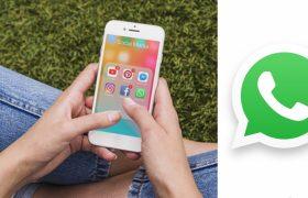 Whatsapp data save